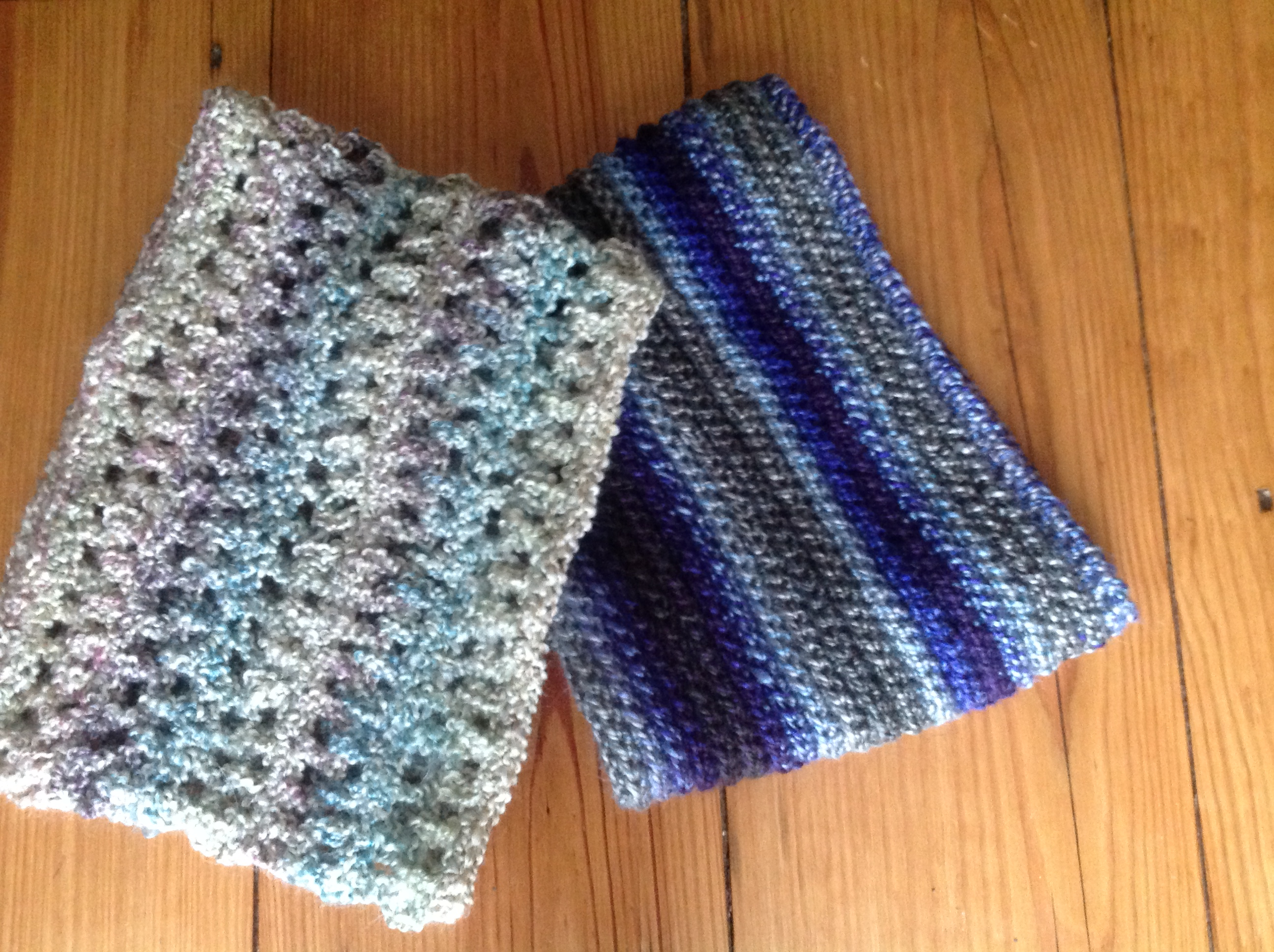 Two Favorite Crocheted Cowl Patterns Dances With Wools
